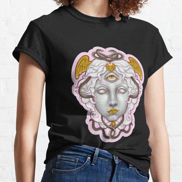 Medusa's head Camiseta clásica