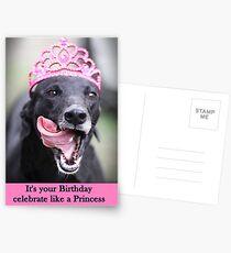 Celebrate like a Princess Postcards