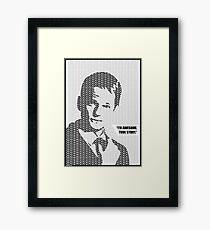 I'm Awesome! Framed Print