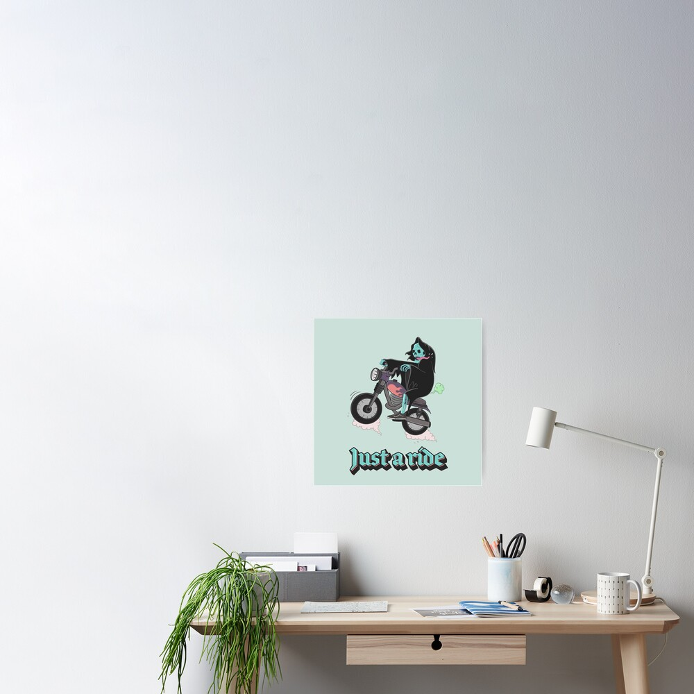 Just a ride Poster