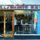 Pellegrinis Bar by Maggie Hegarty