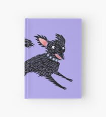 Running Dog Hardcover Journal