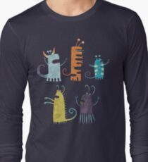 Secretly Vegetarian Monsters T-Shirt