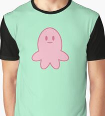 Star's pink octopus - Svs FOE Graphic T-Shirt