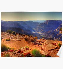 Beauty as far as the eye can see - Grand Canyon Poster