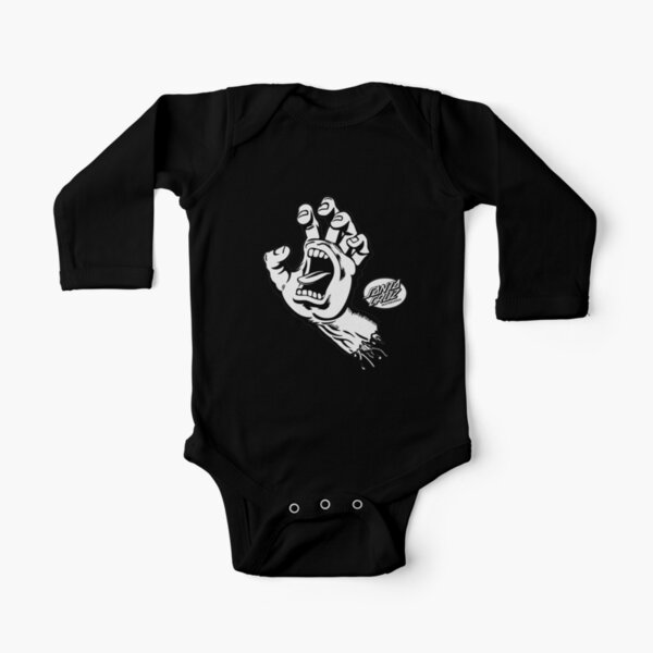 Untitled Long Sleeve Baby One-Piece