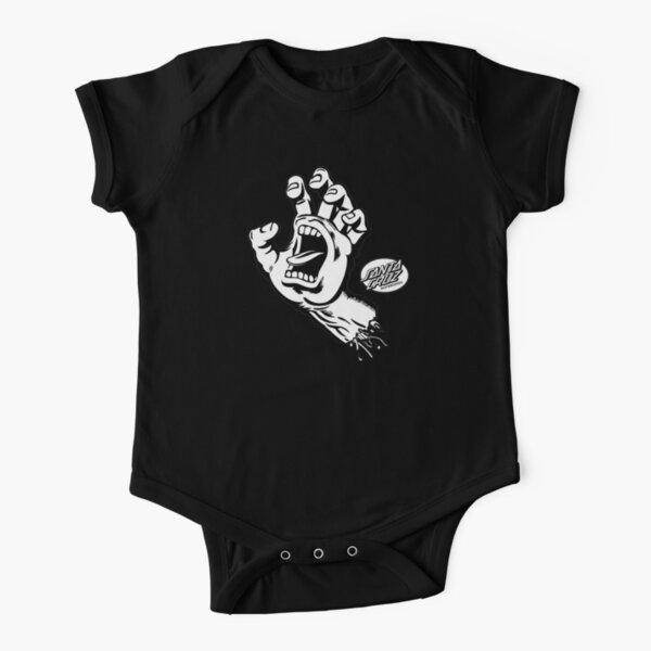 Intitulado Body de manga corta para bebé