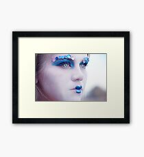 Dull Beauty Framed Print