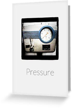 Pressure - iPhoneography by Marcin Retecki