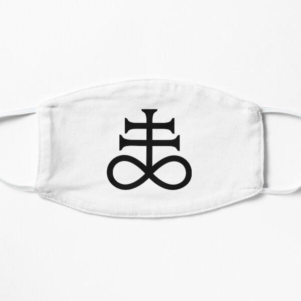 Sulfur - Brimstone - Leviathan Cross - Satanic Cross Flat Mask