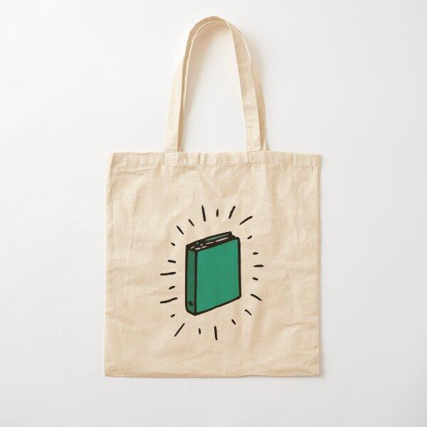 Book Cotton Tote Bag
