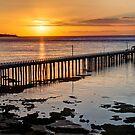 """Sunrise at Point Lonsdale"" by jonxiv"