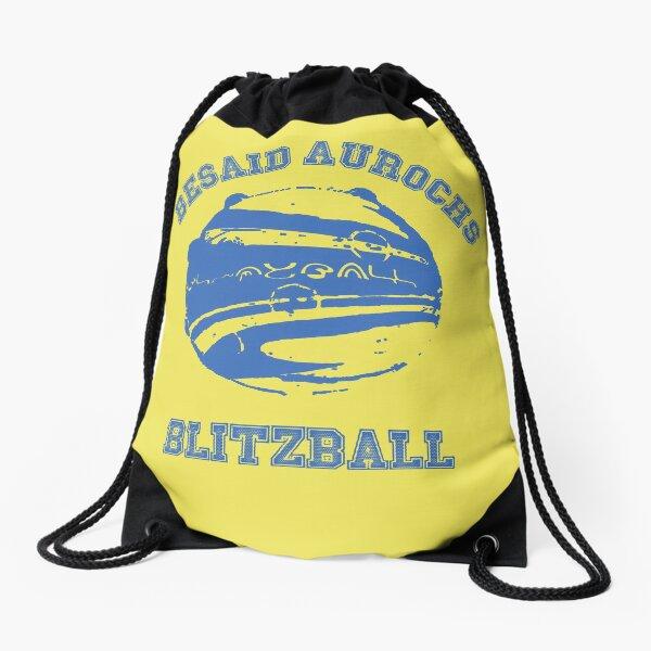 Besaid Aurochs Blitzball Drawstring Bag