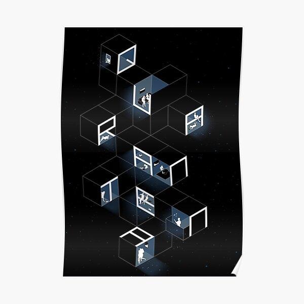 Letizia Scacchi - Quarantena in 1400x1960 Pixel Poster
