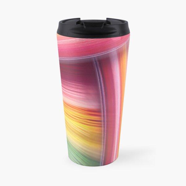 Paper Blur... Travel Mug