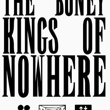 The Boney Kings of Nowhere -Black by Aaran225