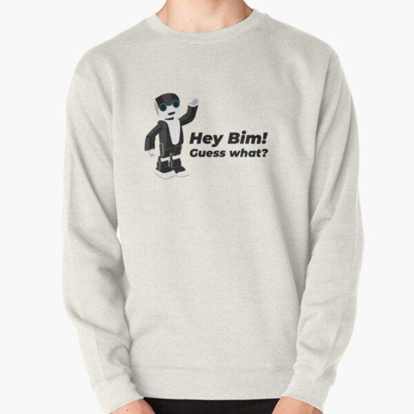 James May's Hey Bim  Pullover Sweatshirt
