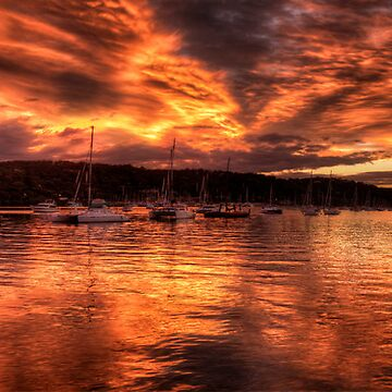 Burn For You - Newport, Sydney Australia - The HDR Experience by Salieri1627