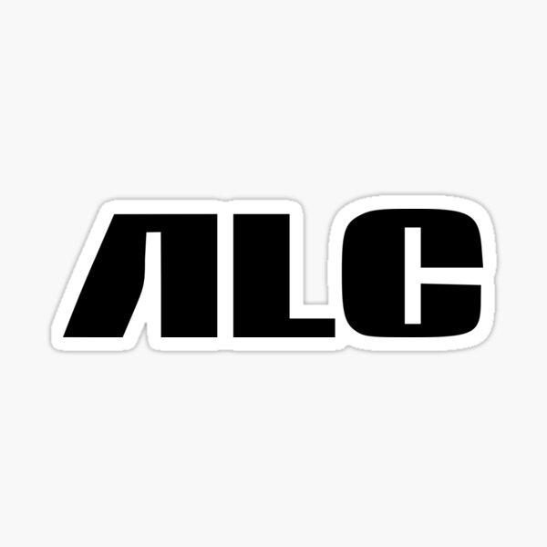 Alchemist Producer Logo ALC Sticker