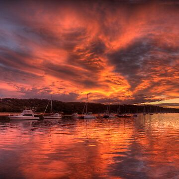 Come On Baby Light My Fire - Newport, Sydney Australia - The HDR Experience by Salieri1627