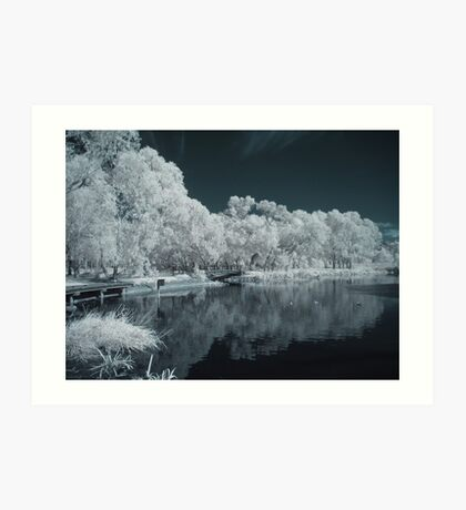 Balyang Sanctuary - Sanctuary Indeed Art Print