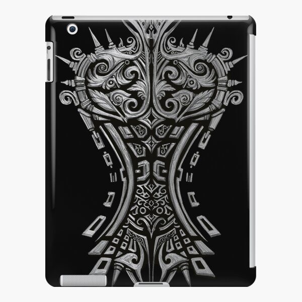SILVER KNIGHT iPad Snap Case