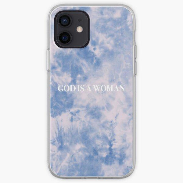 giaw tie dye Funda blanda para iPhone