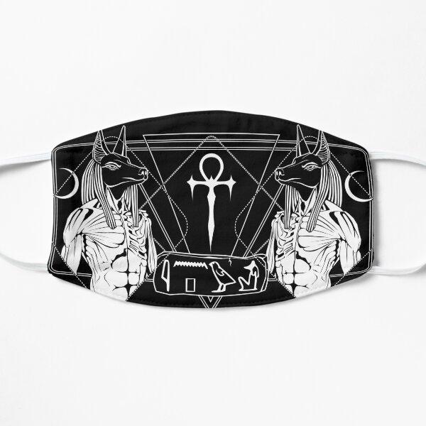 ANUBIS - God of afterlife and mummification Flat Mask