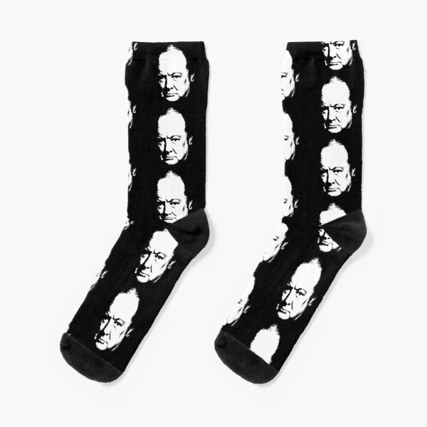 Winston Churchill Socks