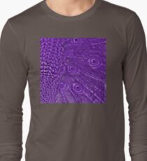 Purple for Little Miss Emily Long Sleeve T-Shirt