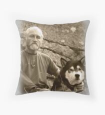 Those Who Wander Throw Pillow