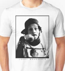 Larry Bourgeois Moustashe finger  Unisex T-Shirt
