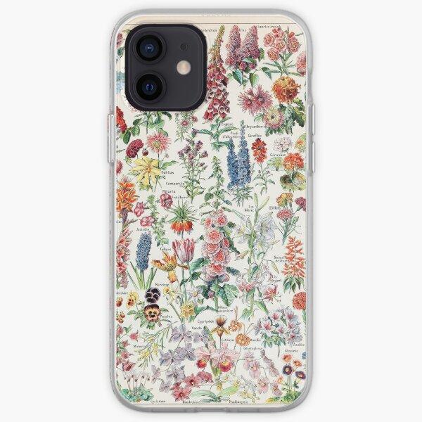 Adolphe Millot - Fleurs pour tous - French vintage poster Coque souple iPhone