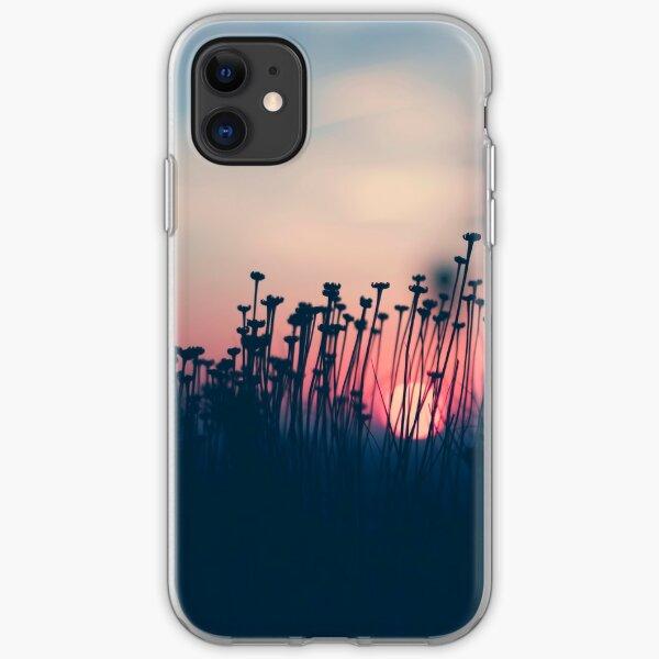 beach sunset iPhone Soft Case