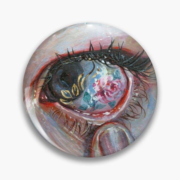 Beauty in The Eye Pin