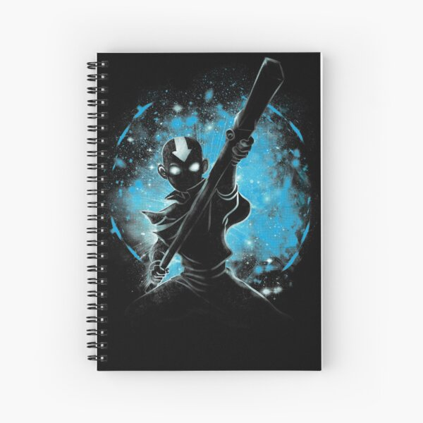 space avatar Spiral Notebook