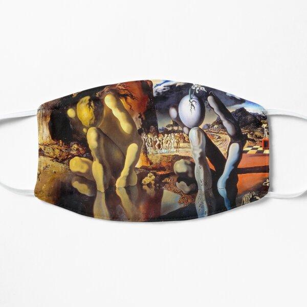 Salvador Dali Metamorphosis of Narcissus 1937 Artwork for Wall Art, Prints, Posters, Tshirts, Men, Women, Kids Masque sans plis