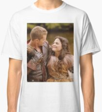 Snowing Classic T-Shirt