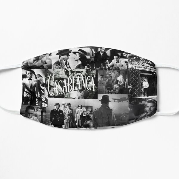 Casablanca  Flat Mask