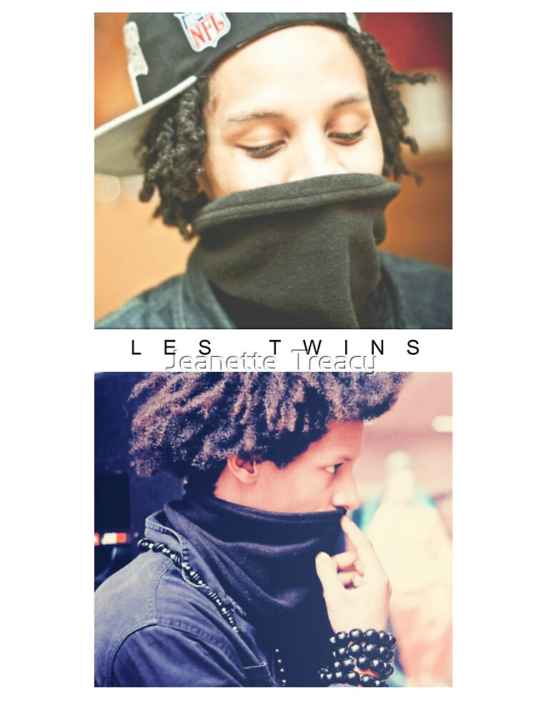 TShirtGifter presents: Les Twins 3 | Unisex T-Shirt