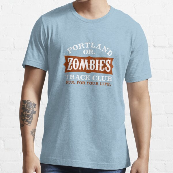 Portland Zombies Track Club Essential T-Shirt