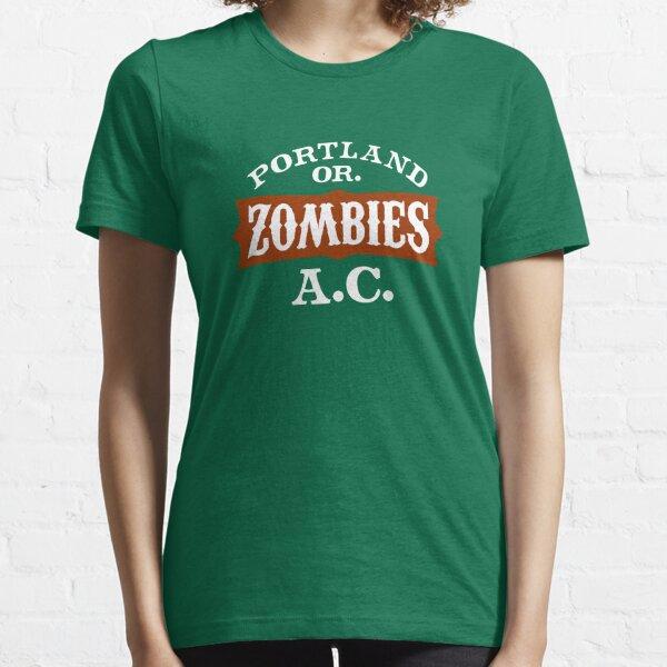 Portland Zombies Athletic Club (dark) Essential T-Shirt