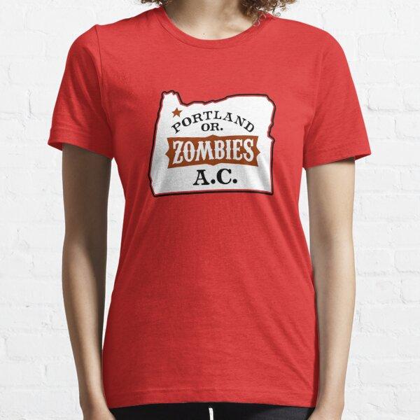 Portland Zombies AC Oregon Essential T-Shirt
