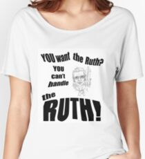 The Ruth Women's Relaxed Fit T-Shirt