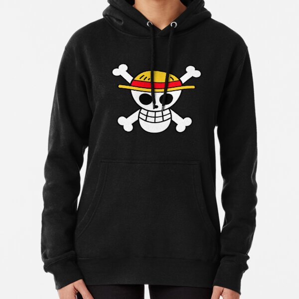 One piece logo Pullover Hoodie