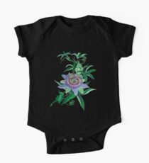 Passion Flower Amethyst  Blossom Kids Clothes