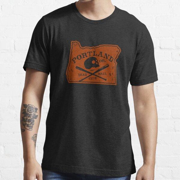 Portland Deadball Oregon Logo Essential T-Shirt
