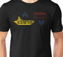 Vogons vs Bricks Unisex T-Shirt
