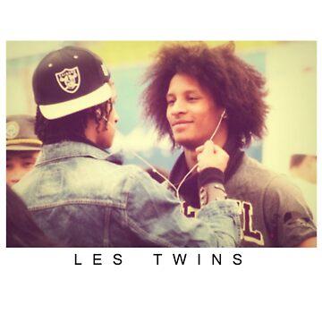 Les Twins 4 by Nettie121