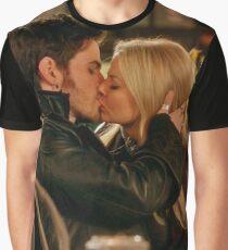 Captain Swan Graphic T-Shirt